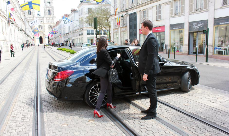 Pickmecab - application réservation chauffeurs