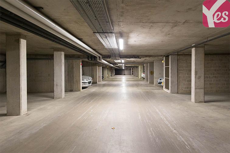 parking yespark chevilly-larue