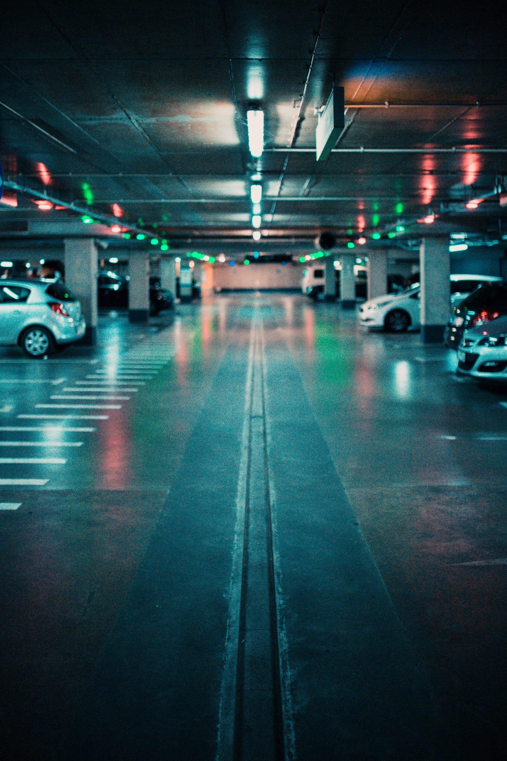 parking voiture