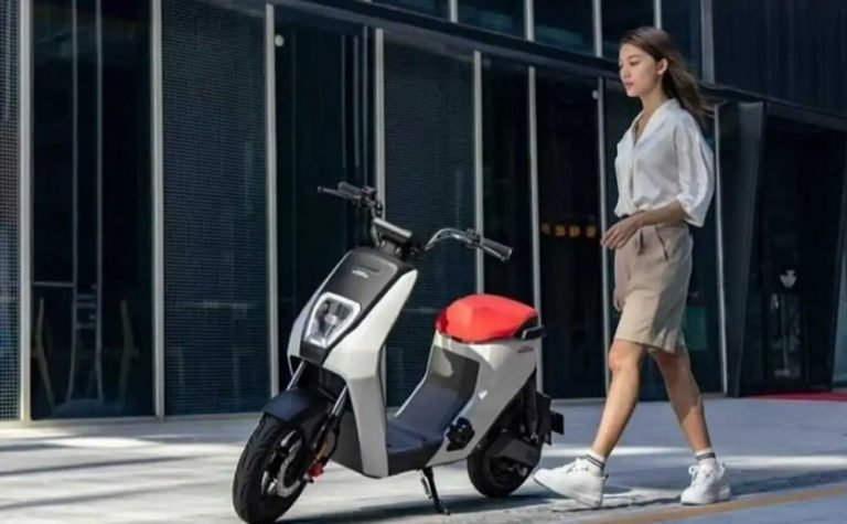 honda u be scooter electrique